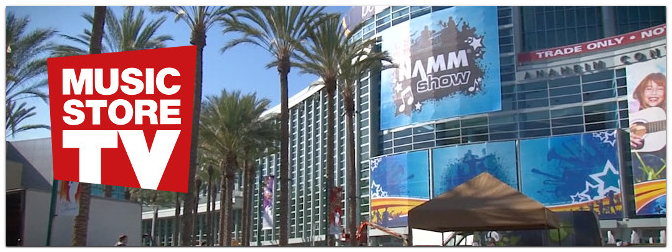 NAMM SHOW 2017 Video Tour