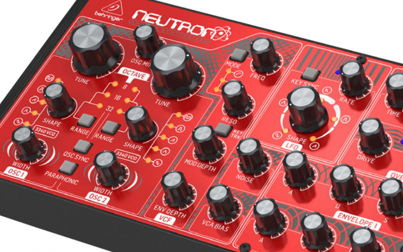 Behringer Neutron 2.0 Update