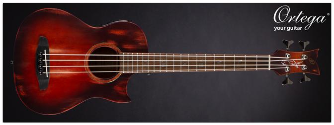 Ortega KT-Walker V2 Ken Taylor Signature Bass