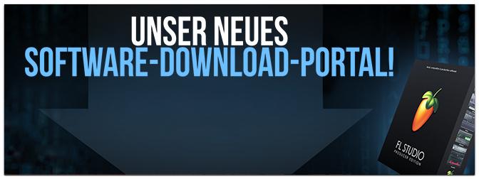 Neues Software-Download-Portal