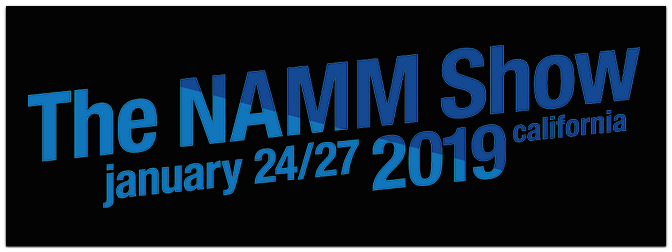 NAMM Show 2019: Alle Neuigkeiten hier im Blog!