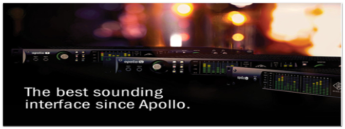 Universal Audio Apollo Upgrade