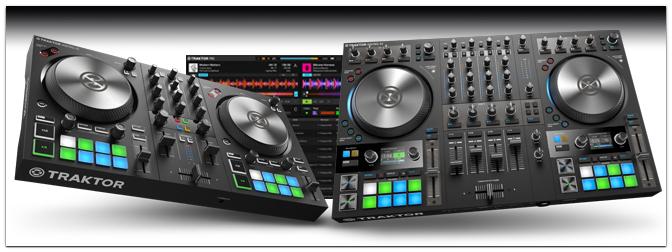 NATIVE INSTRUMENTS stellt TRAKTOR PRO 3, Kontrol S2 MK3 und Kontrol S4 MK3 vor!