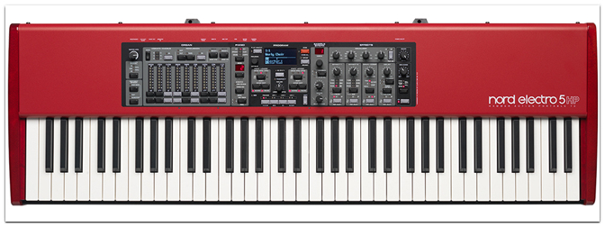 NAMM Show 2015 – Nord Electro 5