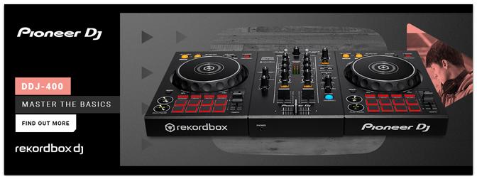 PIONEER DJ präsentiert den DDJ-400 Controller!