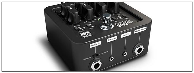 Palmer Pocket Bass Amp