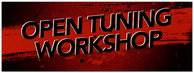 Peter Bursch's Open Tuning Workshop