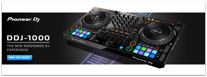 NAMM Show 2018 – PIONEER DJ´s DDJ-1000 Controller für rekordbox dj ist jetzt erhältlich!