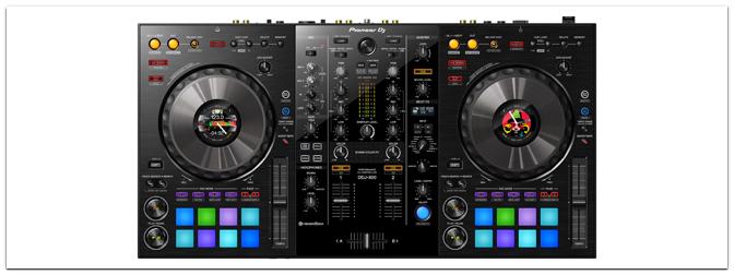 PIONEER DJ – DDJ-800 – 2-Kanal DJ-Controller – Ab sofort erhältlich!