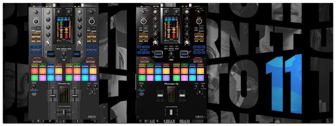 PIONEER DJ präsentiert den DJM-S11 & DJM-S11-SE DJ-Battlemixer!