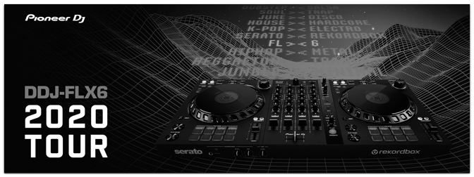 PIONEER DJ – DDJ-FLX6 Webinar am 25.11.2020!