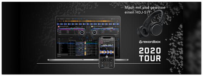 PIONEER DJ – Rekordbox 6.0 Online Seminar am 19.05.2020!