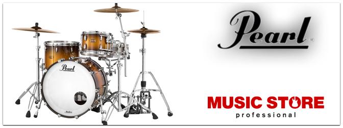 Pearl stellt 5 neue Serien vor / Ab sofort im MUSIC STORE!