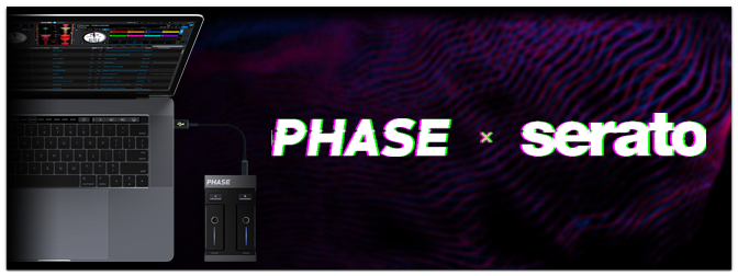 NAMM Show 2020 – Kooperation zwischen Phase und Serato DJ Pro