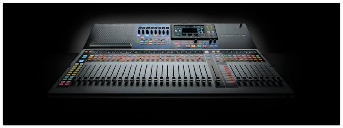 PreSonus zeigt neue StudioLive Series III Digital Mixer