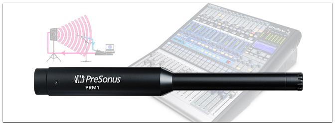 NAMM Show 2013 – Presonus PRM1 Messmikrofon