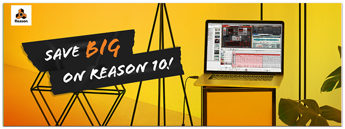 Neue Propellerhead-Specials