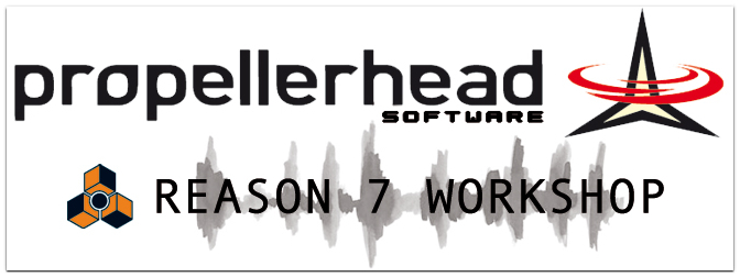 Propellerhead Reason 7 Workshop