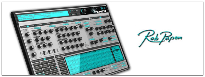 Rob Papen Punch Synthesizer