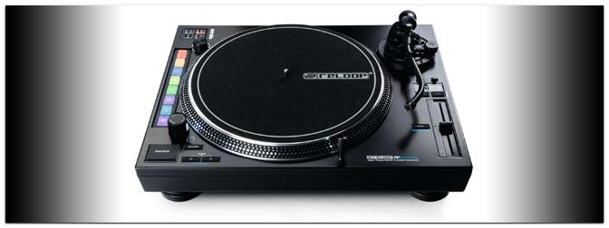 NAMM Show 2019 – RELOOP präsentiert den RP-8000 MK2 DJ-Plattenspieler!