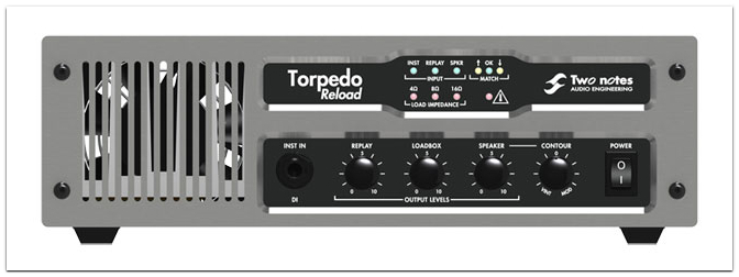 NAMM 2013 – TWO NOTES Torpedo Reload