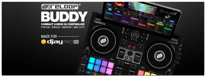 NAMM Show 2021 – RELOOP – Buddy!