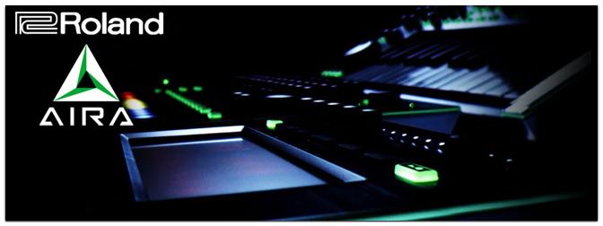 Dance Fair 2014: Roland zeigt AIRA Serie – TR-8, TB-3, System-1 & VT-3