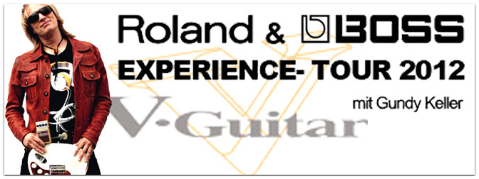 Roland & BOSS Experience Tour