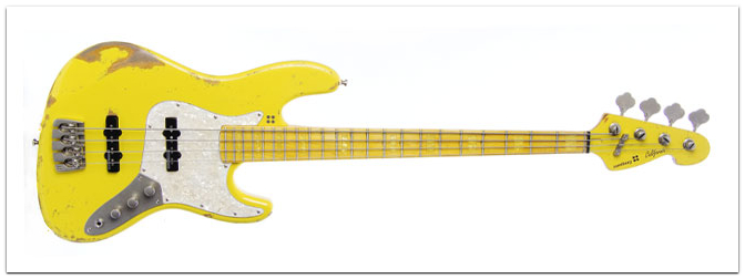 Sandberg California TSBS Bass