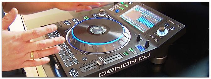 DENON DJ SC5000 Prime DJ-Player im Video-Test