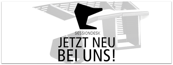 Sessiondesk – Studio Workstations made in Germany
