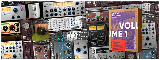 Softtube Bundle mit 16 professionellen Mixing Plug-Ins