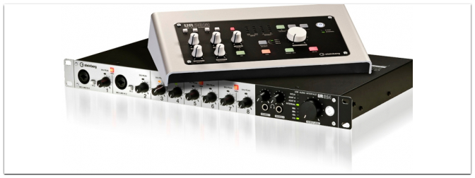 Steinberg UR28M und UR824 Audio Interfaces