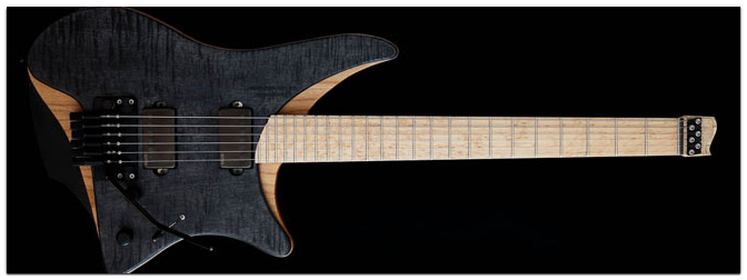 Strandberg Guitarworks Production Models are coming soon!!!