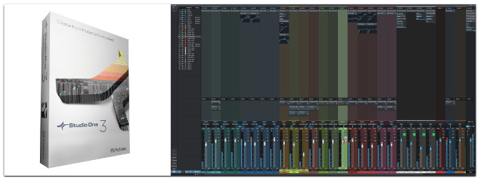 Presonus Studio One DAW Workshop