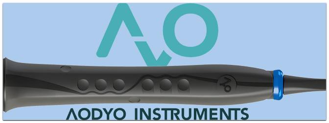 Sylphyo Wireless Wind Instrument Controller mit einzigartigen Ausdrucksmöglichkeiten!