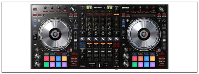 PIONEER DJ präsentiert den neuen DDJ-SZ2 Controller – Jetzt erhältlich!