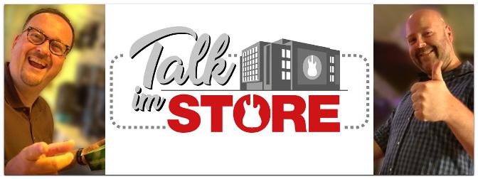 Neu bei Music Store TV: Talk im Store
