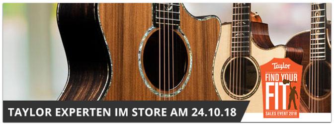 Taylor-Experten stellen die neuesten Gitarren vor