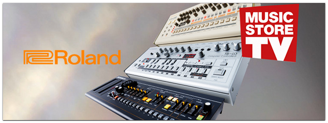 Die neuen ROLAND Boutique Modelle im Video-Test