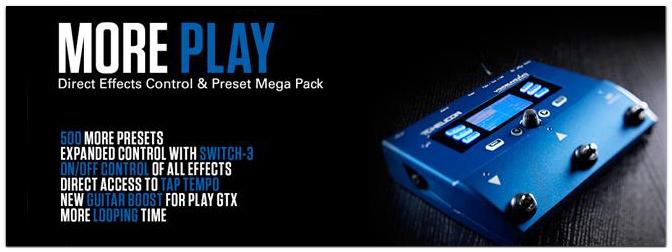 TC Helicon Firmware Update für VoicePlay / VoicePlay GTX inkl. 500 neue Presets
