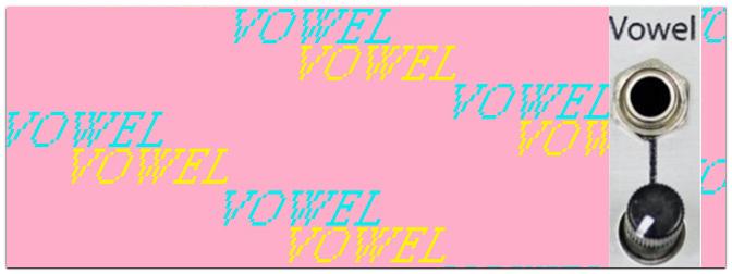 Modular MADwoch – Folge 3 – 2HP Vowel