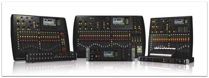 Musikmesse 2013 – Behringer präsentiert neue Varianten des X32